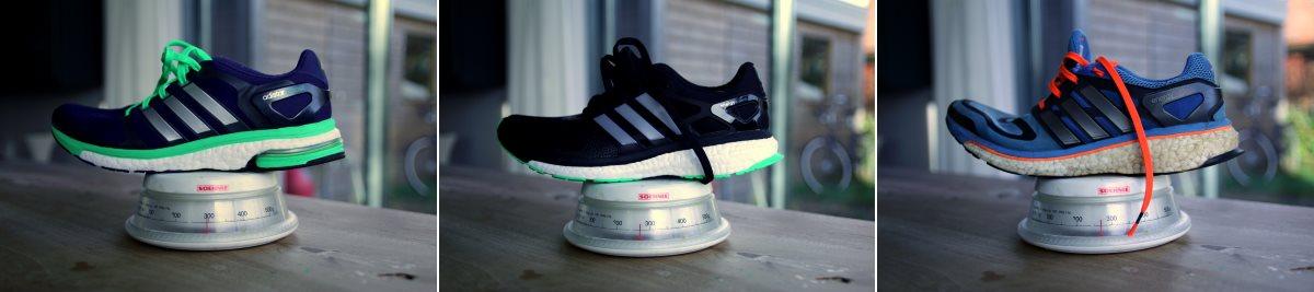 Adidas Boost 3x wegen
