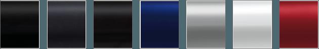 kleur opties Tesla model S