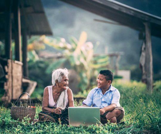 Nederlandse ondernemer wil de hele wereld online krijgen