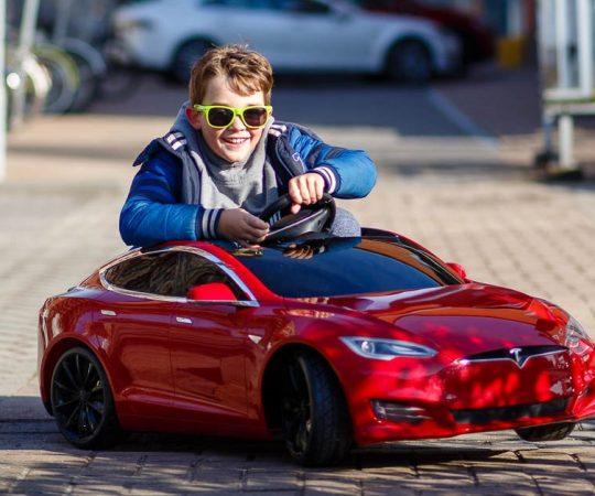Tesla model 3 – Eerste indruk