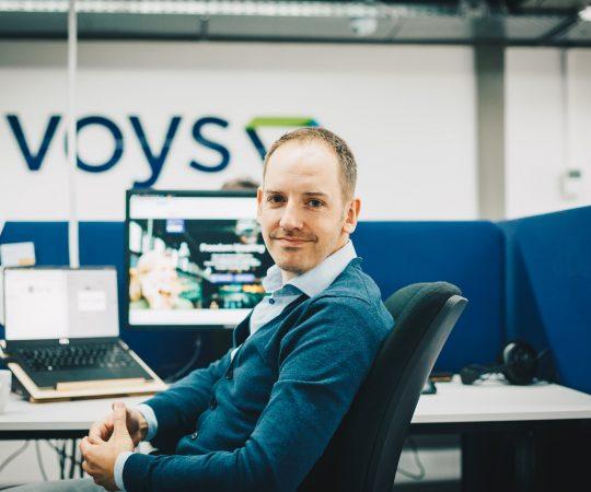 Bij Voys ondernemen ze zonder managementlagen – MKB Ondernemerscafé