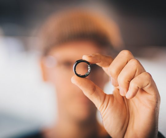 Een ring die meet hoe je slaap? Ja! Oura ring, long term review