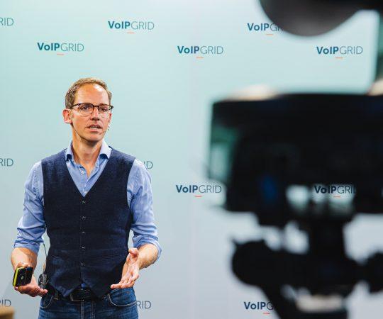 VoIPGRID partner event 2020