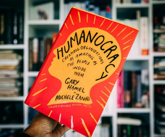 Humanocracy; a book review