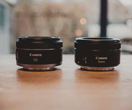 Canon 50mm 1.8 RF review